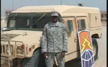 Staff Sgt. Antonio Lee