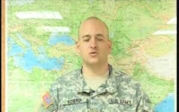 Maj. Adam Scherer