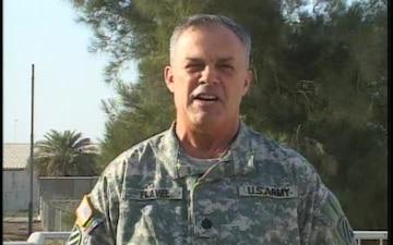 Lt. Col. Ross Flavel