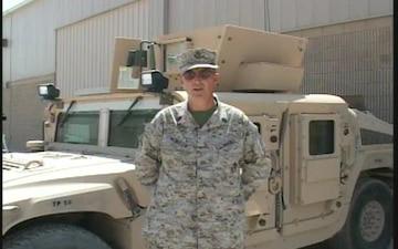 Master Sgt. Tim Mcqueen