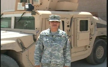 Staff Sgt. November Cuadra