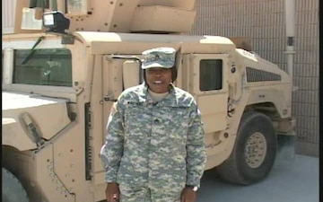 Staff Sgt. Latoria Williams