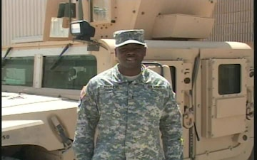 Chief Warrant Officer Ronnie Stephens