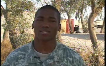 Pfc. Jermaine Fisher