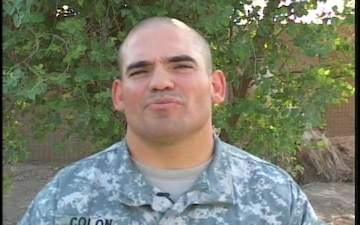 Staff Sgt. Jose Colon