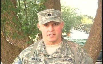 Lt. Col. RICHARD FRANZIS