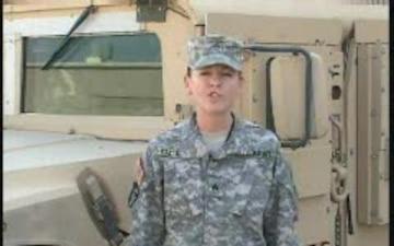 Sgt. Eva Patterson