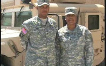 Staff Sgt. Keisha Hall