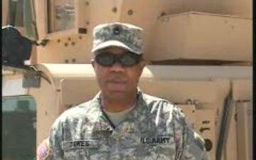 Master Sgt. Samuel Jones