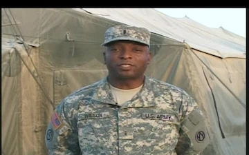 Chief Warrant Officer Aaron Wilson