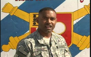 Sgt. 1st Class Terrance Sargeant