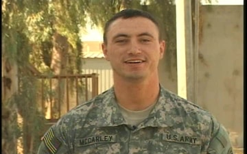 Sgt. 1st Class DANIEL MCCARLEY