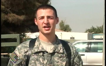 2nd Lt. Chris Lohmer