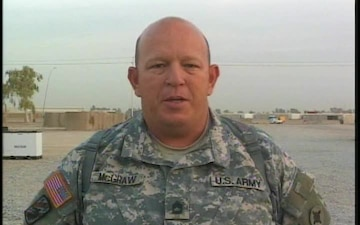 Sgt. 1st Class MARTY MCGRAW