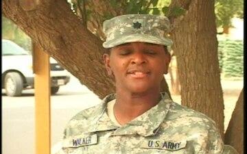Lt. Col. Pamela Walker