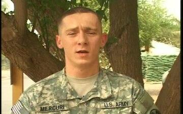 Sgt. GEORGE MERCURI