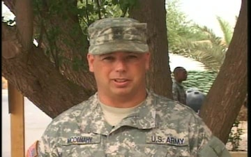 Master Sgt. MARK MCCONAHY