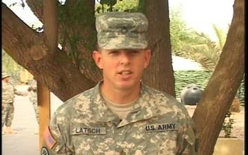 Master Sgt. EUGENE LATSCH