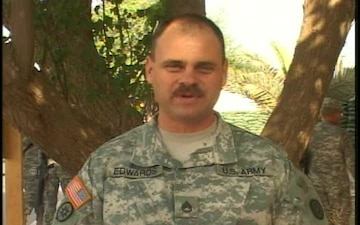 Staff Sgt. ALBERT EDWARDS