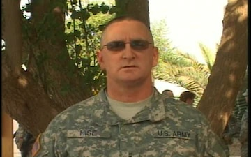 Chief Warrant Officer WILLIAM HISE