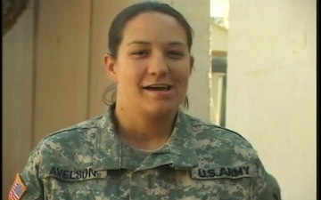 Sgt. PATIENCE AVELSON