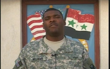 Sgt. Daniel Williams