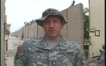1st Lt. Chadwick Knight