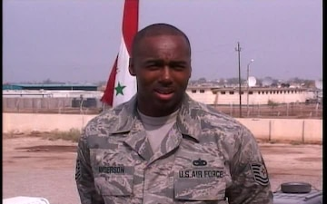 Tech. Sgt. Lamar Anderson