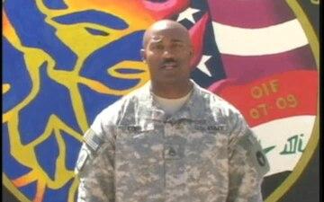 Staff Sgt. DERRICK COBB