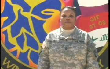 Sgt. 1st Class TRACY HARREL