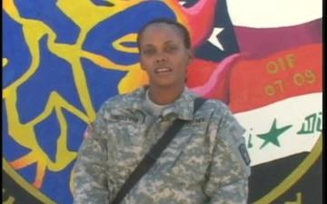 Staff Sgt. YOLANDA SINGLETON