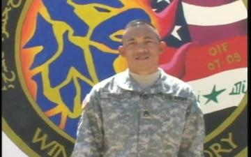 Staff Sgt. MAX BUNHEY