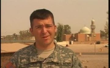 Sgt. Robert Pinches