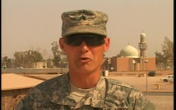 Lt. Col. David Lankford
