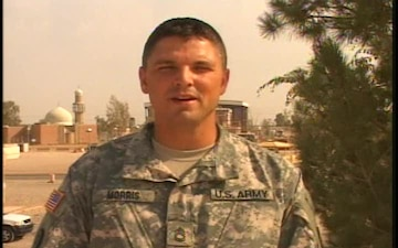 Sgt. 1st Class KEVIN MORRIS