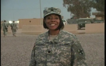 Lt. Col. BRIDGETTE WILLIAMS