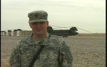 Sgt. KAMAU McDONALD