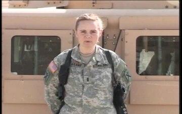 1st Lt. ELIZABEITH TALLENT