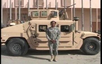 Chief Warrant Officer DEBRA CHANDLER