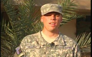 Pvt. David Velleca