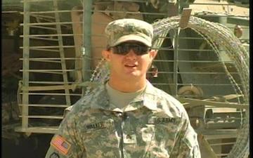 Sgt. CHRISTIAN WALKER