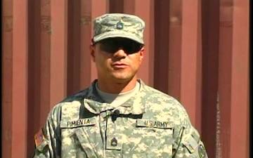 Sgt. 1st Class FRANCISCO PIMIENTA