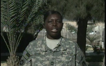 Master Sgt. Tracy Wood