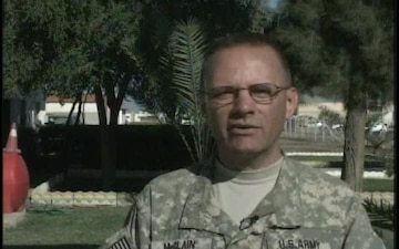 Sgt. 1st Class David McClain
