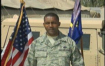Tech. Sgt. Stevie Eskridge