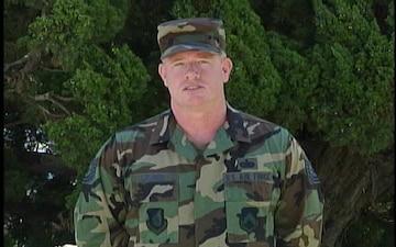 Tech. Sgt. John Cronin
