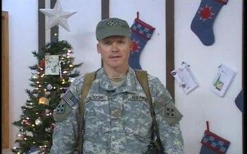 Maj. Dave Olson