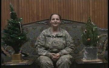 Staff Sgt. Maggie Ocnard