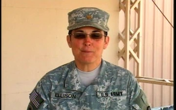 Maj. Pamela Ellison