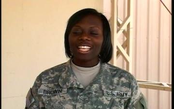Sgt. Zebada Brown